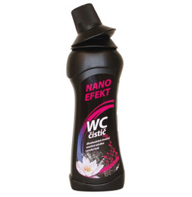 Nano Larrin WC čistič 750ml