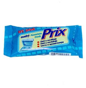 Prix WC BLOK modrý (do nádržky) 40g