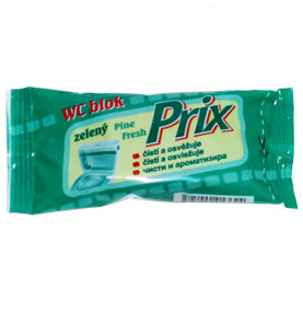 Prix WC BLOK zelený (do nádržky) 40g