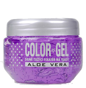 Color gél na vlasy s aloe vera 175ml