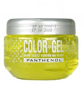 Color gél na vlasy s panthenolom 175ml