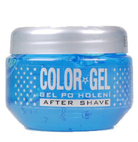 Color gél po holení 175ml